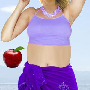 Dresses For Apple Shape Women