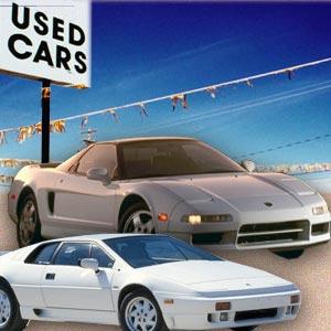 Automobile Resale Value