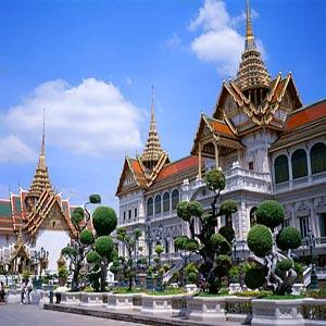 Bangkok Vacation