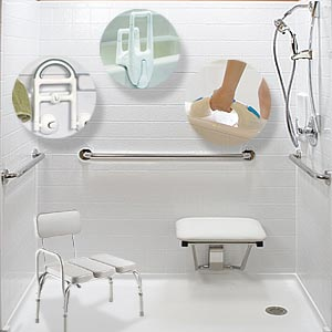 Bath Safety For Seniors   Bathroom Safety For Seniors