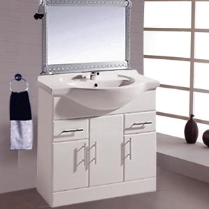 Bathroom Vanity Single Sink Bathroom Vanity 16 Inch Bathroom Vanity