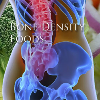 Bone Density Foods