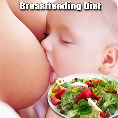 Healthy Breastfeeding Diet