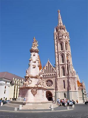 Travel to Budapest