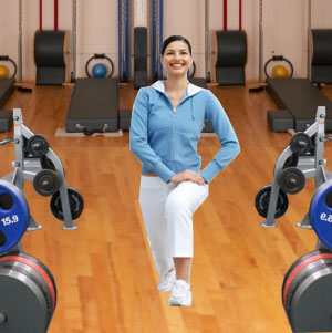 Choosing Fitness Center