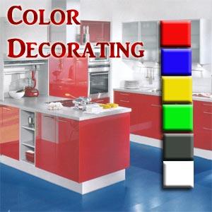 Color Decorating Schemes
