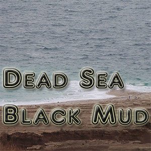 Dead Sea Black Mud