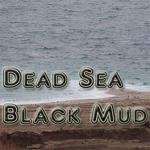 Dead Sea Black Mud