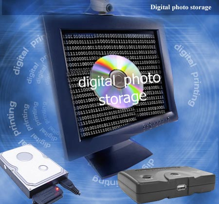 Digital Photo Storage