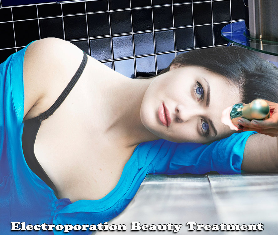 Electroporation Beauty Treatment