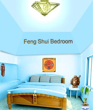 feng shui bedroom by