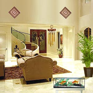 Simple living room decorating design picturepictures photos home maya 1489 for Feng shui colours for living room