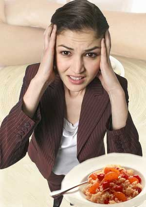 Food Poisoning Symptom
