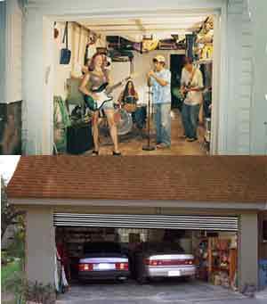 Garage Plan