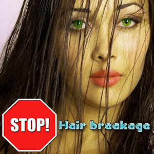 Stop Hair Breakage