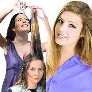 Hair Parting Tips
