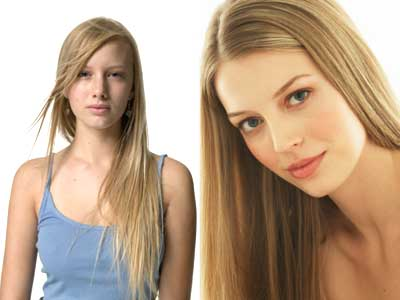 Hair Salon and Hair Tresses