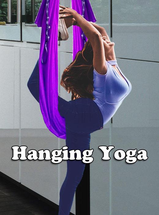 Hanging Yoga