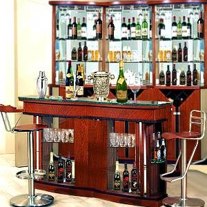 Hydraulic Bar Stools