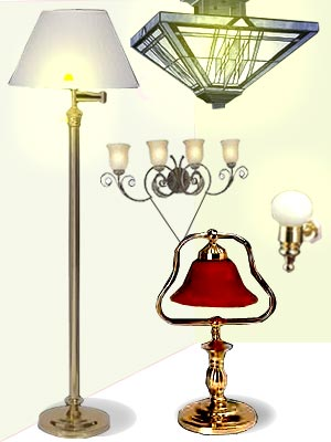 Home Lighting Fixture