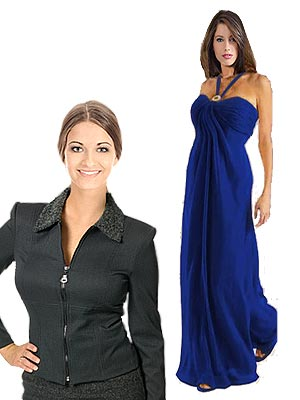 How to Dress Slimmer
