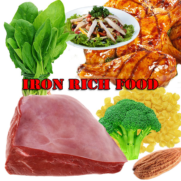 Iron Rich Food