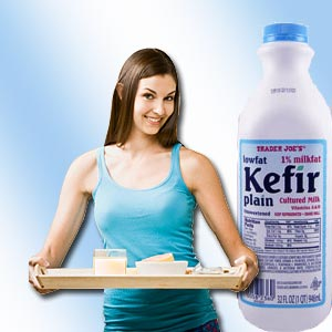 Kefir Grains