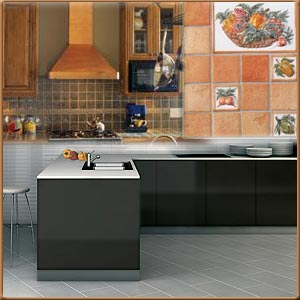 Kitchen Tile Patterns