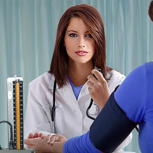 Low Blood Pressure High Pulse