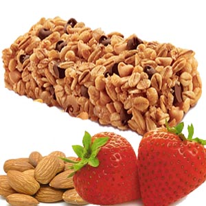 Low Fat Granola Bar