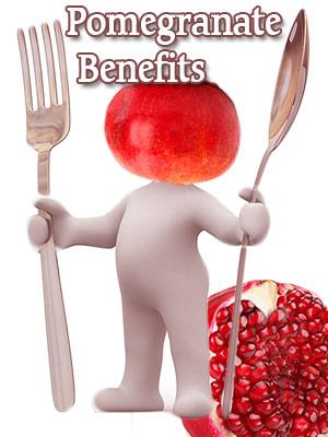 Medicinal Benefits of Pomegranate