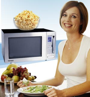 How to Use a Microwave Oven - Busy Cooks Quick and Easy Cooking