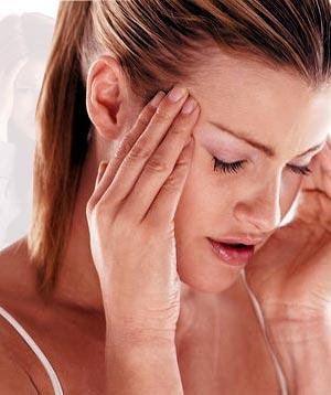 Migraine Headache Symptom