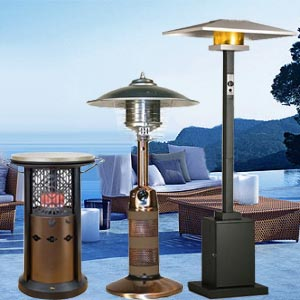 Patio Radiant Heaters