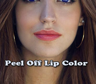 Peel Off Lip Color
