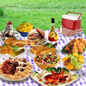 Boat Picnic Food Ideas