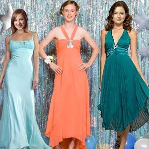 Choosing Prom Dress