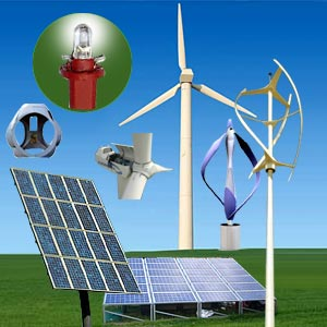 Renewable Energy Gadgets