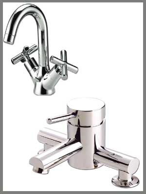 Replacing Bathroom Fixtures