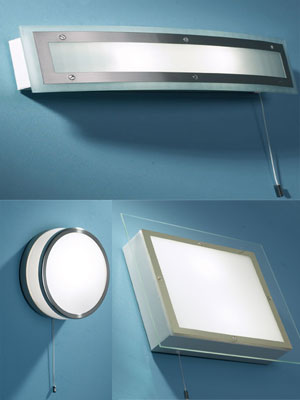 Replace A Medicine Cabinet and Bathroom Light Fixture