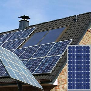 Residential Thin Film Solar Panels