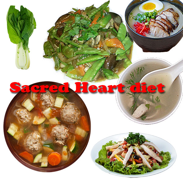 What is Sacred Heart Diet?