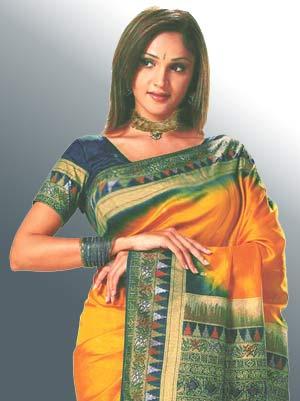Indian Saree Shopping