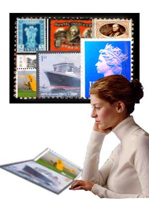 Stamp Collecting is Fun