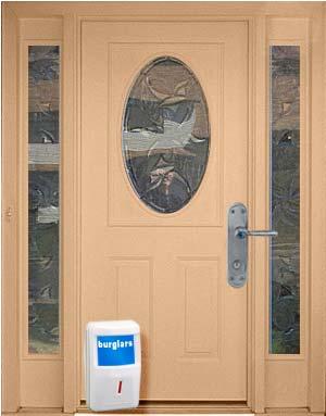 Steel Entry Door