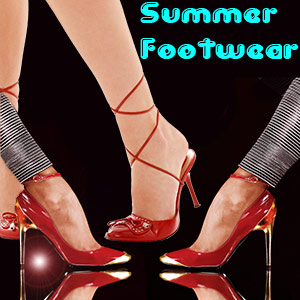 Summer Footwear Trends