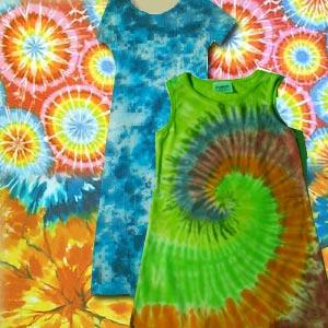 Tie Dye Fabric