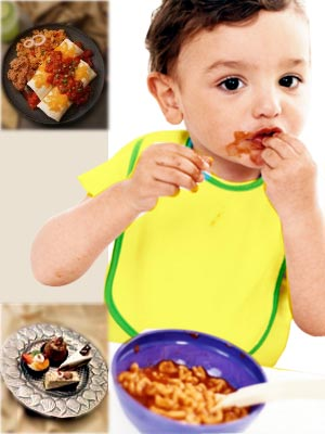 Toddler Food Recipe