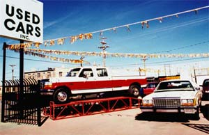 Automobile Shopping Guide