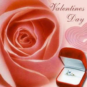 Valentine Day Gift Shopping